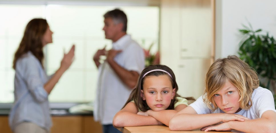Children hoping their parents can avoid divorce