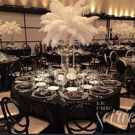 15 glamorous Great Gatsby wedding decorations   Hollywood