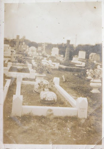 Grave of John & Mary Matthews