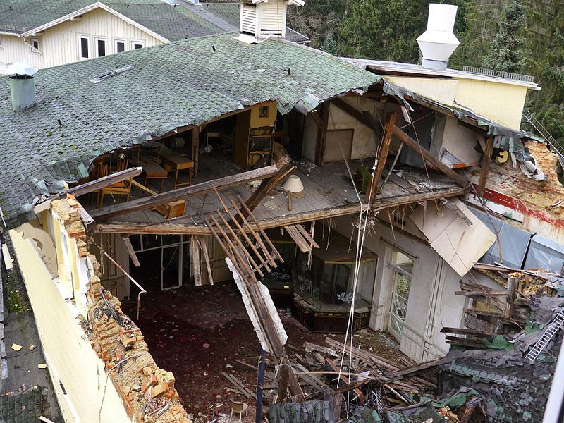File:Partly collapsed building.JPG