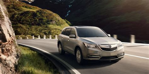 review  acura mdx    huxtables drive