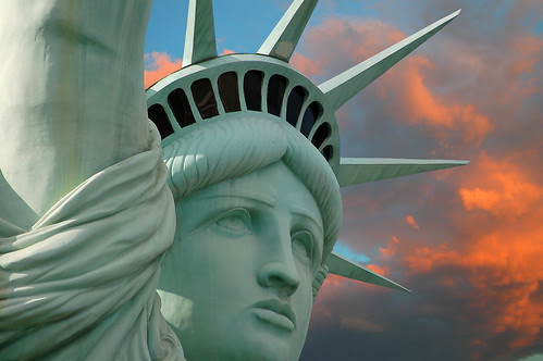statue of liberty face las vegas. Statue of Liberty - Las Vegas