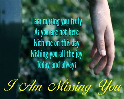 I Am Missing You Ecard. Free Miss You eCards, Greeting