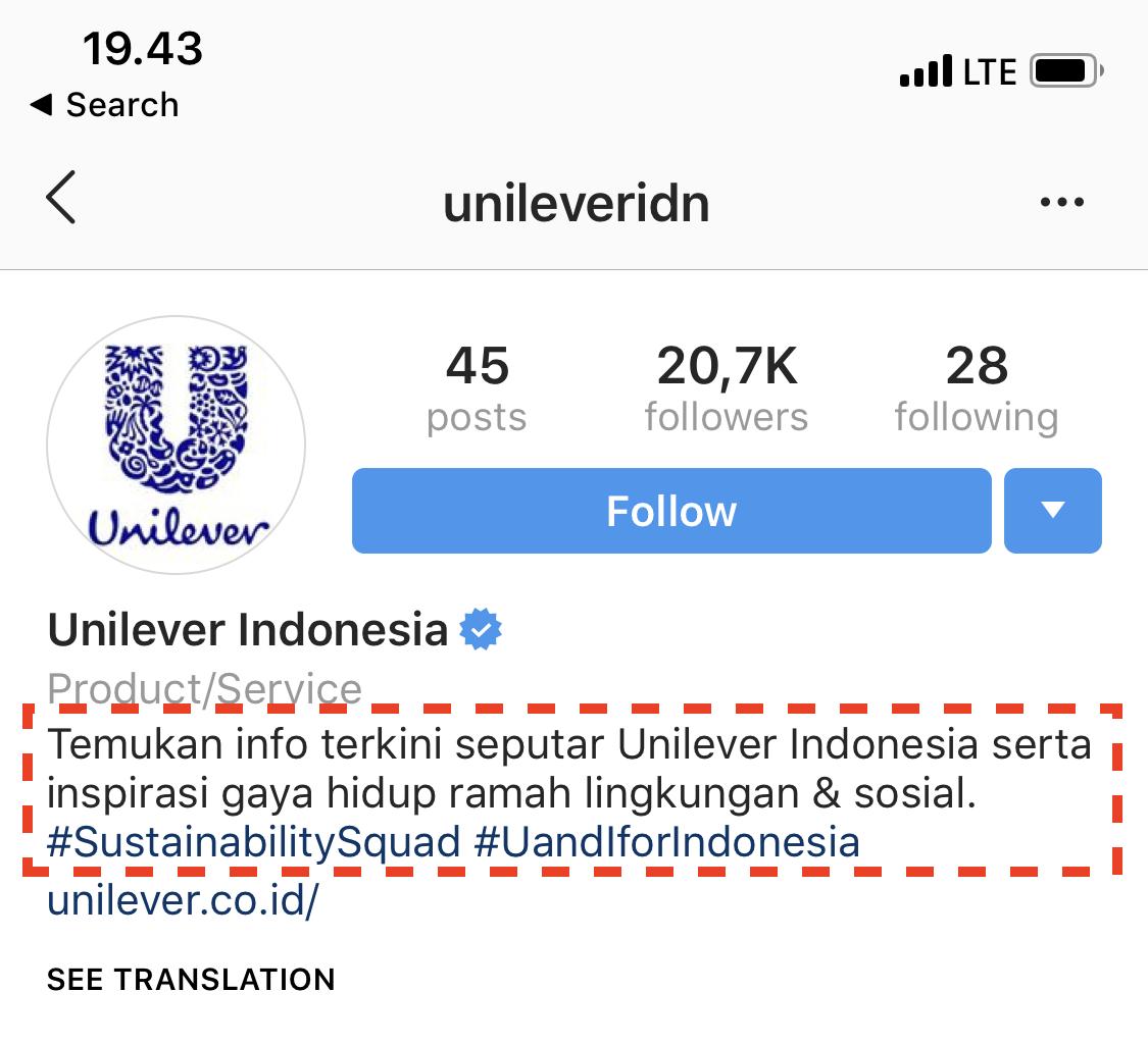 Kata Kata Bio Instagram Yang Menarik Followers