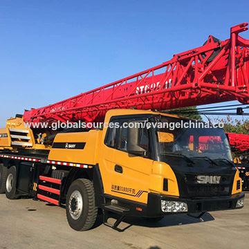 Truck Crane 25 Ton Sany STC250