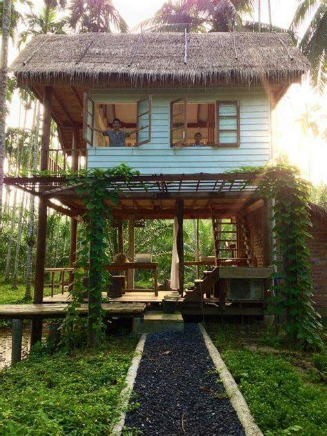 baan rai  arun small house pinterest house tiny