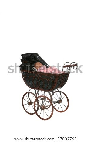 Antique Baby Doll Carriage Antiques Center