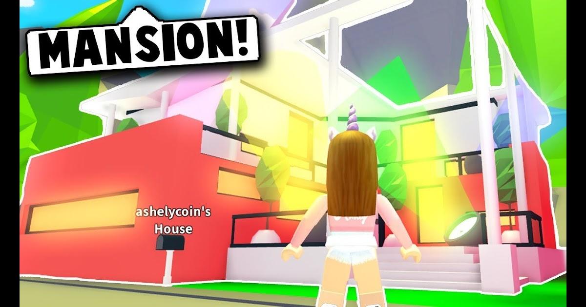 Roblox Adopt Me Mansion | Roblox Hack Lumber Tycoon 3