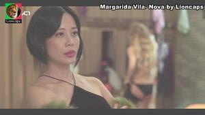 Margarida Vila-Nova nua no filme Hotel Império