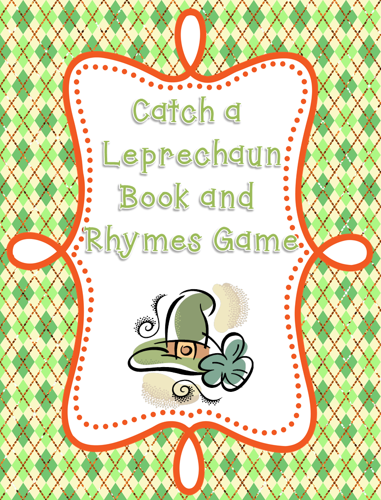 http://www.teacherspayteachers.com/Product/Catch-a-Leprechaun-Rhyming-Easy-Reader-and-Game-216306
