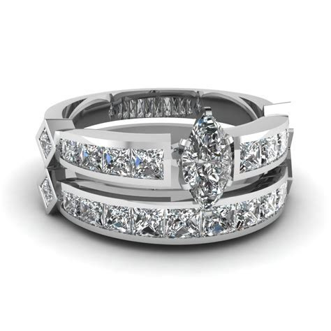 Best And Affordable Marquise Cut Engagement Rings