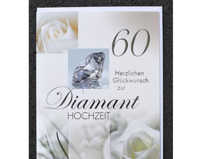 60 hochzeitstag glückwünsche zur diamantenen hochzeit zum