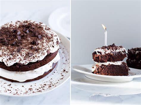 Jamie Oliver's Chocolate Celebration Cake with Puffed Rice