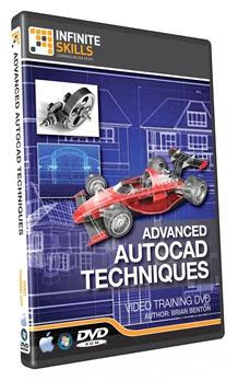 AutoCAD Advanced training video