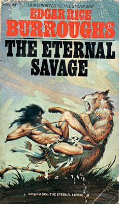 Edgar Rice Burroughts The Eternal Savage