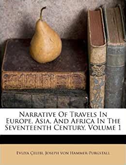 narrative  travels  europe asia  africa