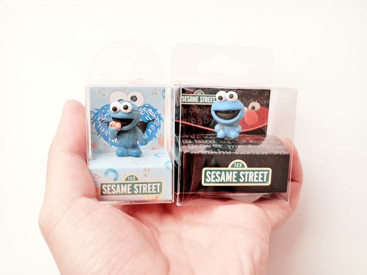 cookie monster dust cap from taipei