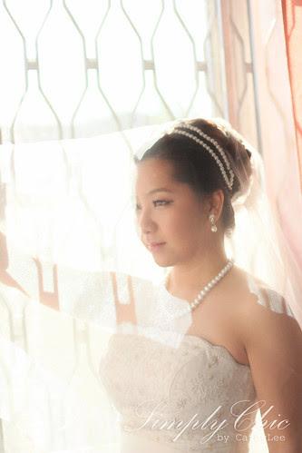Elizabeth ~ Wedding Day