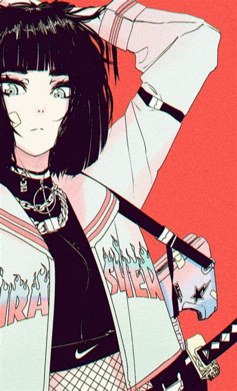 pin   wallpaper   manga art character