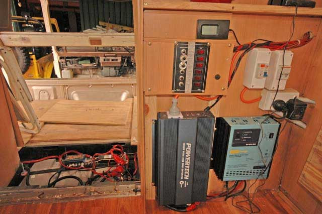 Motorhome And Caravan Info Australia Blog Archive Wiring A Motorhome 12 Volts Or 24 Volts