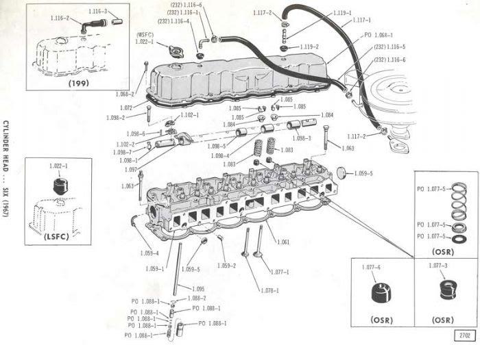 Amc 2 5 Engine Diagram
