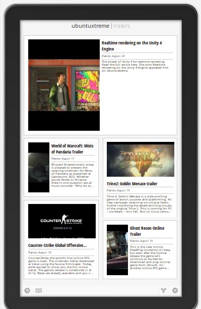 UbuntuXtreme Social Magazines | trailers