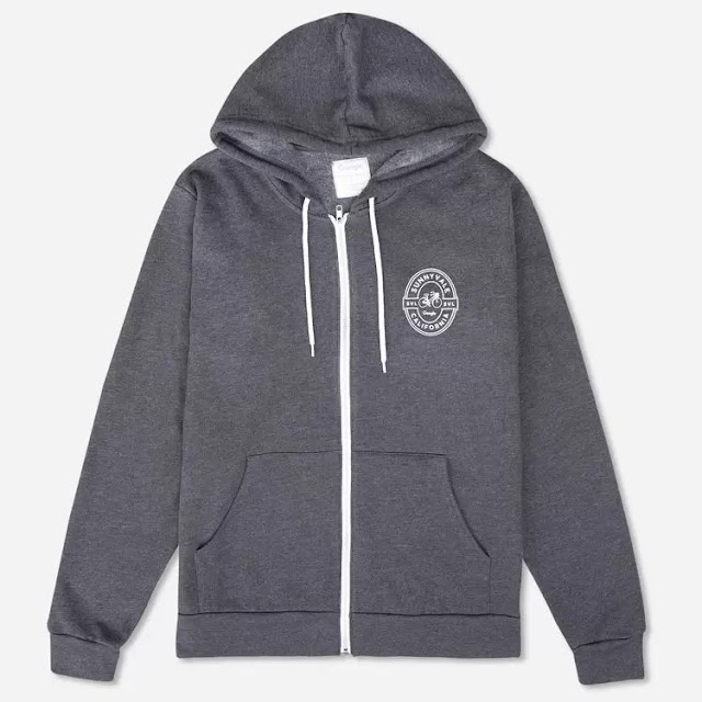 Review Of Google Sunnyvale Campus Zip Hoodie $58.00