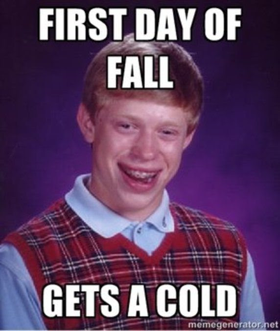 Fall Memes That Will Make You Fall In Love With Fall All Over Again