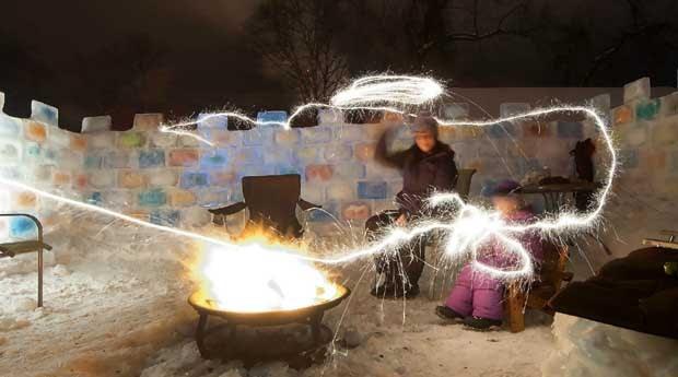 Este refúgio é ideal para quem mora em lugares frios (Foto: Reprodução)