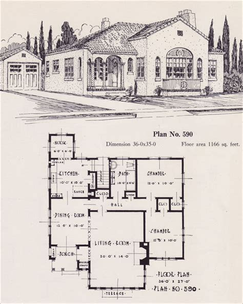 spanish revival style home  universal plan service