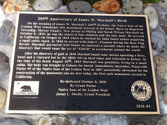 California Historical Landmark #143