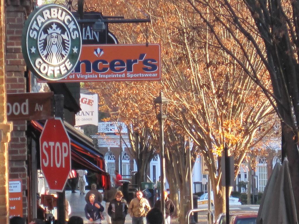The Corner, UVA