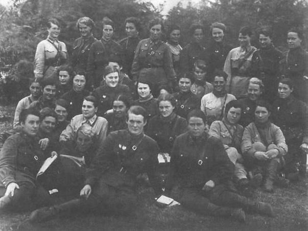 татьяна макарова герой советского союза