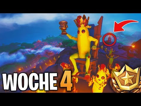 Fortnite Season 8 Woche 4 Geheimer Battle Pass Stern Fortnite Can