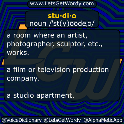 studio 03/12/2016 GFX Definition