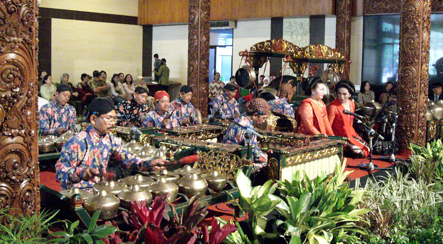 Gamelan, A Symbol of High Culture