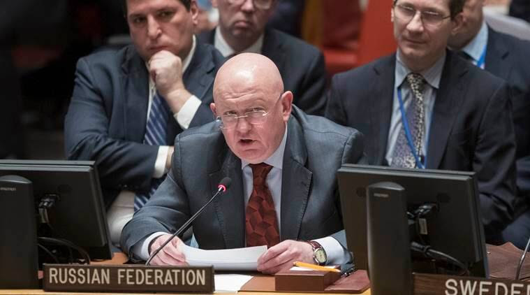Russia vetoes UN resolution citing Iran sanctions violation
