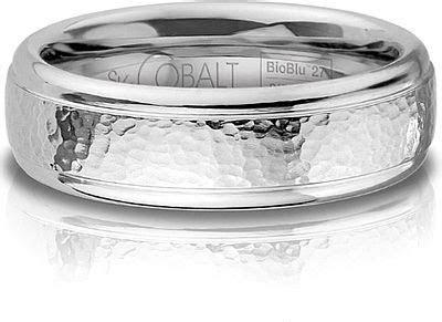 Scott Kay Cobalt Gents Wedding Band  7mm : This