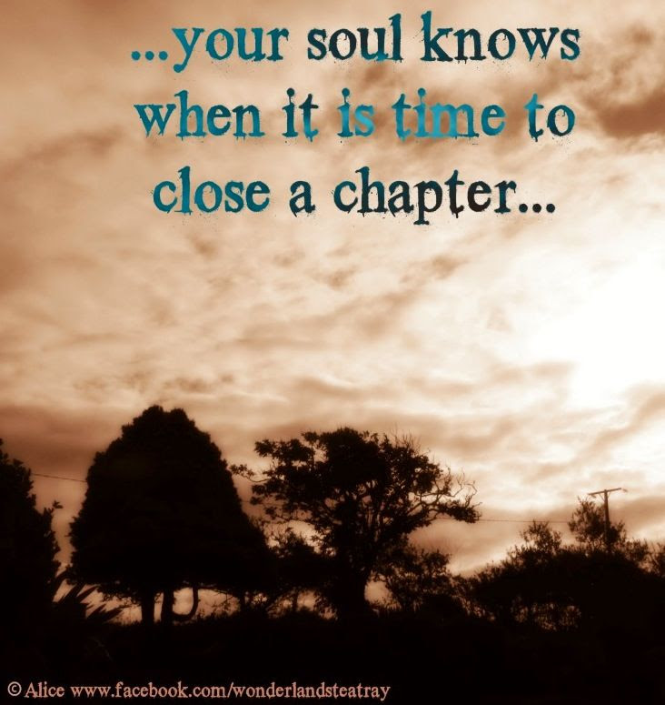 Quotes About Closing Chapter In Life 14 Quotes