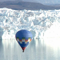 Greenland?s glaciers double in speed