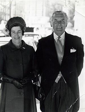 English: My Grandparents Bill & Binkie Loxton ...