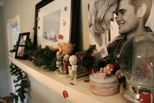 Handmade Christmas Garland
