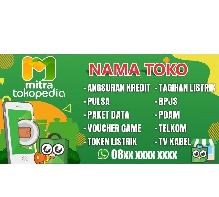 Contoh Banner Toko Oleh Oleh - desain spanduk keren