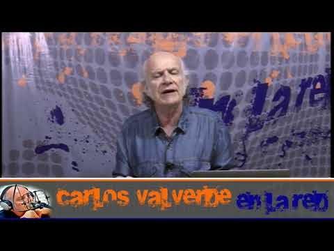 Carlos Valverde en la red: Programa del día jueves 28-11-2019