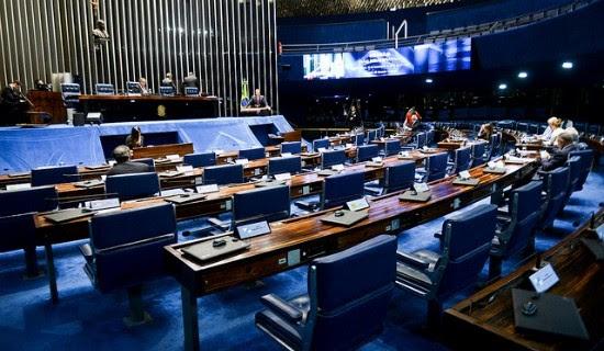 Cadeiras vazias na reta final do ano legislativo