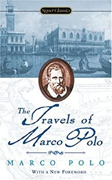 """Cover of """"Travels of Marco Polo (Signet C..."""