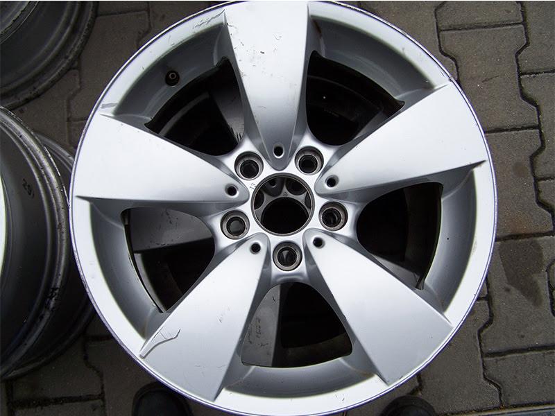 Alufelgi Felgi Aluminiowe 6762001 17 Bmw E46 75jx17 Et20 Felgi