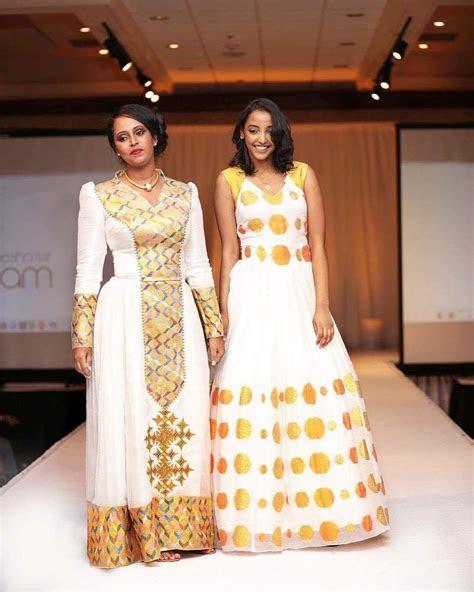 Habesha Dress   Fashionista in 2019   Ethiopian dress