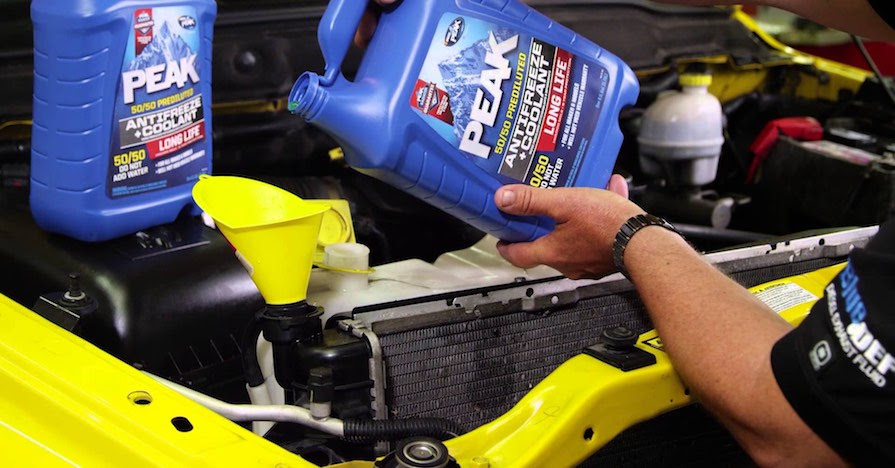 what happens to a car without antifreeze