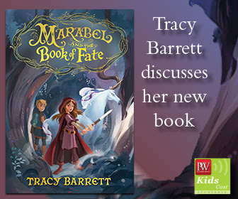 PW KidsCast: A Conversation with Tracy Barrett